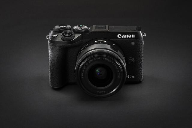 Canon EOS M6 II a EOS 90D