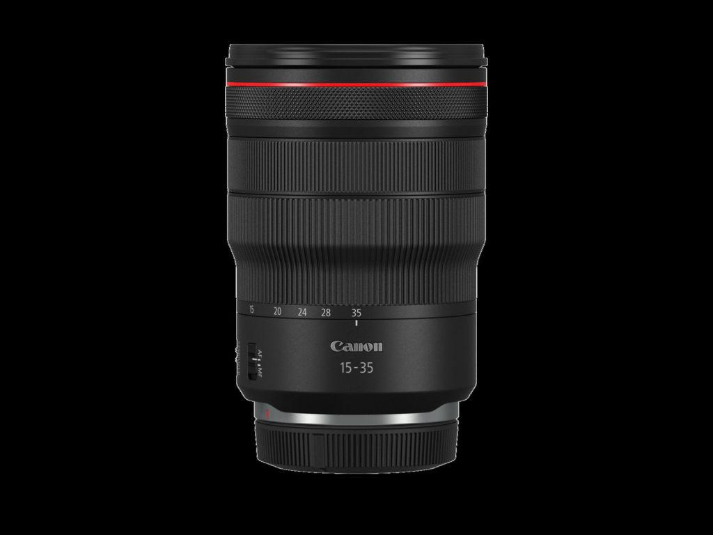 Canon RF 24-70 f/2.8 a RF 15-35 f/2.8