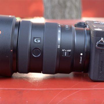 Sony A6600, 16-55/2.8G a 70-350/4.5-6.3G –  první dojmy z krátkého testu