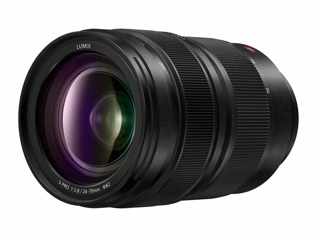 Panasonic představil filmovou full-frame bezzrcadlovku Lumix S1H a objektiv Lumix S PRO 24-70mm