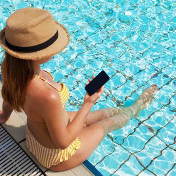 Čtyři tipy, jak připravit smartphone na dovolenou