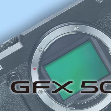 Fujifilm GFX 50R: má smysl větší čip?