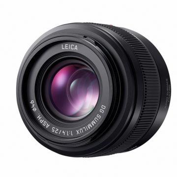 Panasonic inovoval objektiv Leica DG Summilux 25 mm