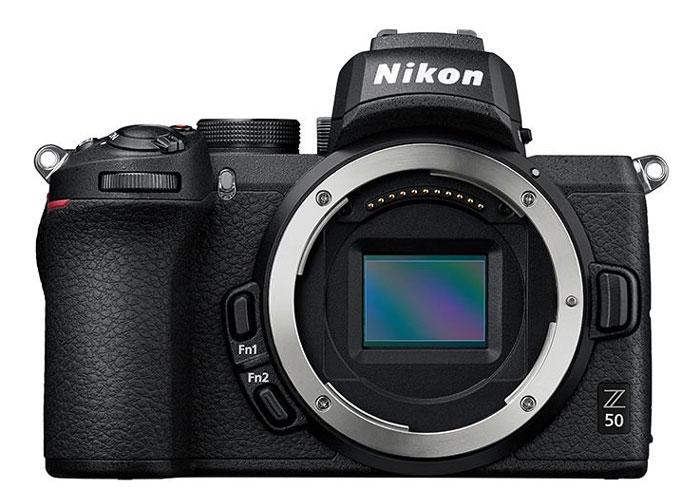 Nikon Z50: dostupná APS-C (DX) bezzrcadlovka