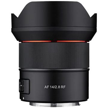 Samyang AF 14mm f/2.8 RF: První objektiv AF 14mm na světě pro bajonet Canon RF
