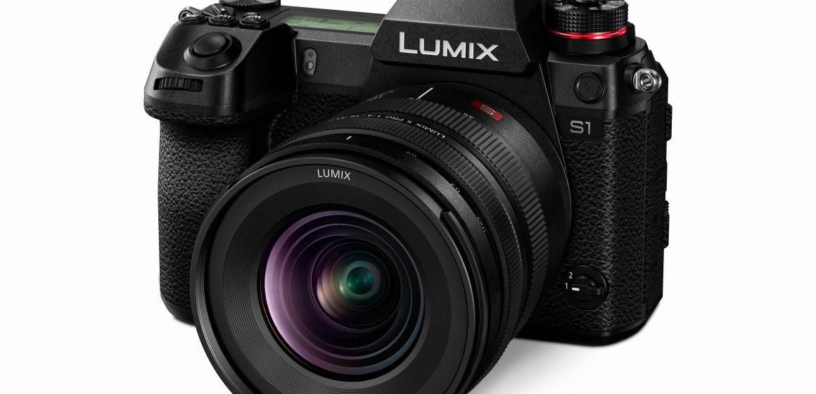 Panasonic vydává aktualizace firmwaru pro modely LUMIX S1R, S1 a LUMIX GH5, GH5S, G9