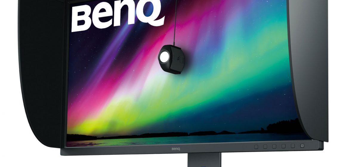 Nový profesionální displej BenQ SW321C zřady PhotoVue