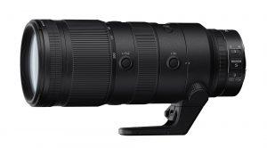 AF-S NIKKOR 120–300 mm f/2,8E FL ED SR VR a NIKKOR Z 70–200 mm f/2,8 VR S