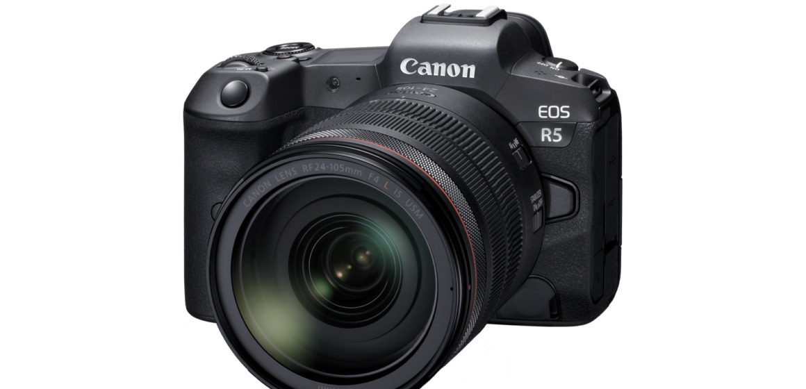 Canon EOS R5 bude mít 8K video