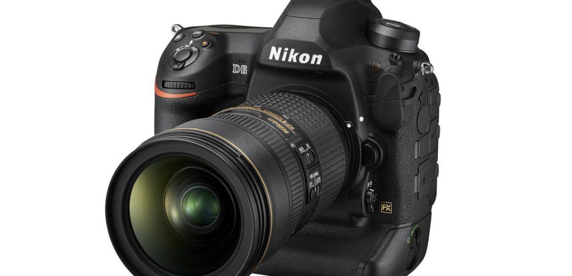 Nikon představuje zrcadlovku D6