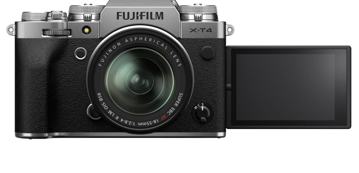 Nový FUJIFILM X-T4