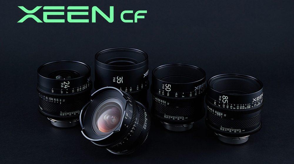 Dva nové špičkové video objektivy Samyang XEEN CF pro moderní filmaře
