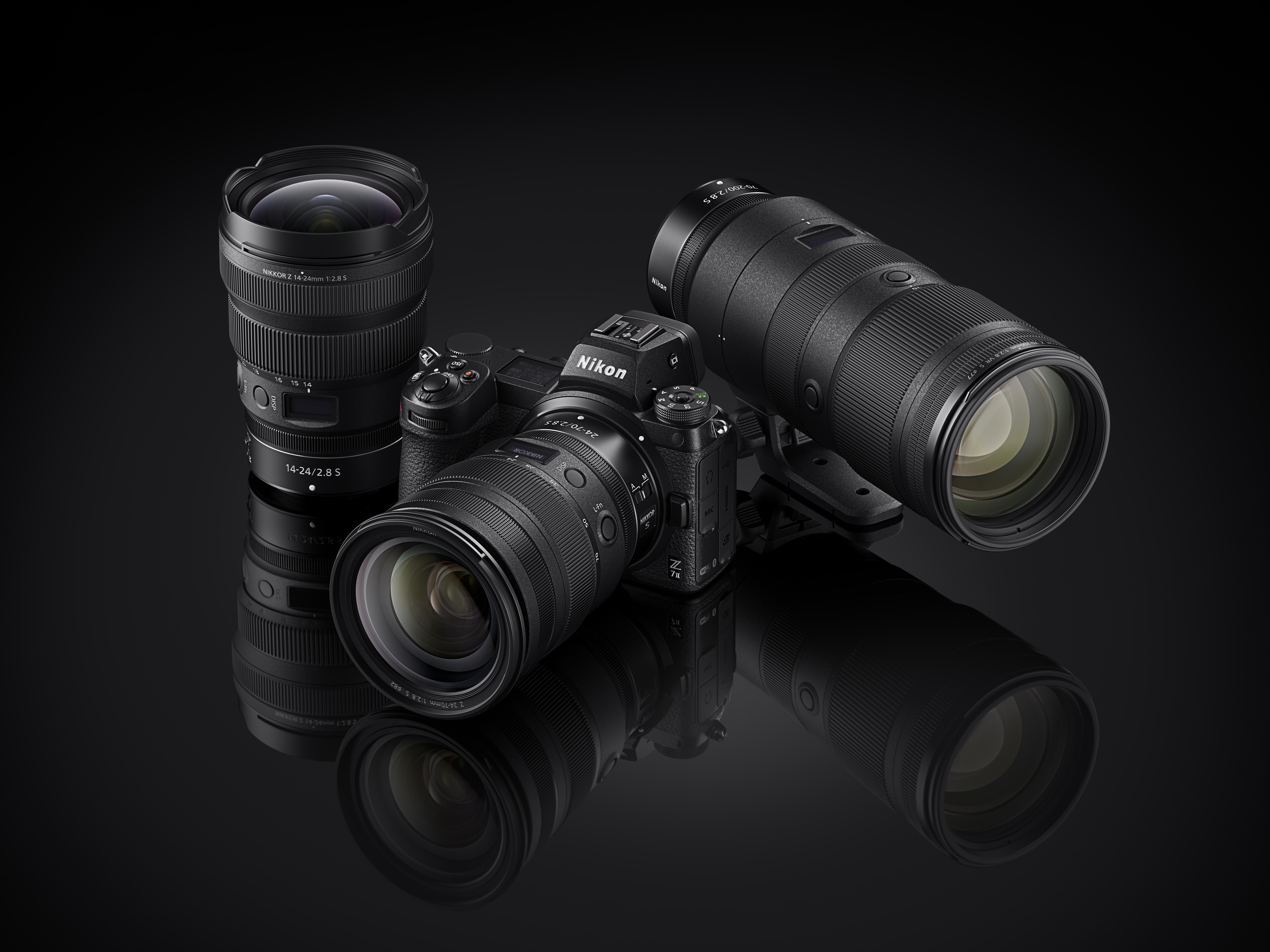 Nikon Z7II a Z6II oznámeny