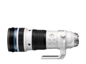 Olympus uvádí objektiv M.Zuiko Digital ED 150-400mm F4.5 TC1.25x IS PRO