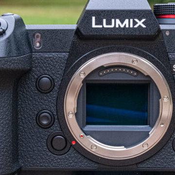 Panasonic vydává aktualizace firmware pro modely LUMIX S1R, S1H a S1