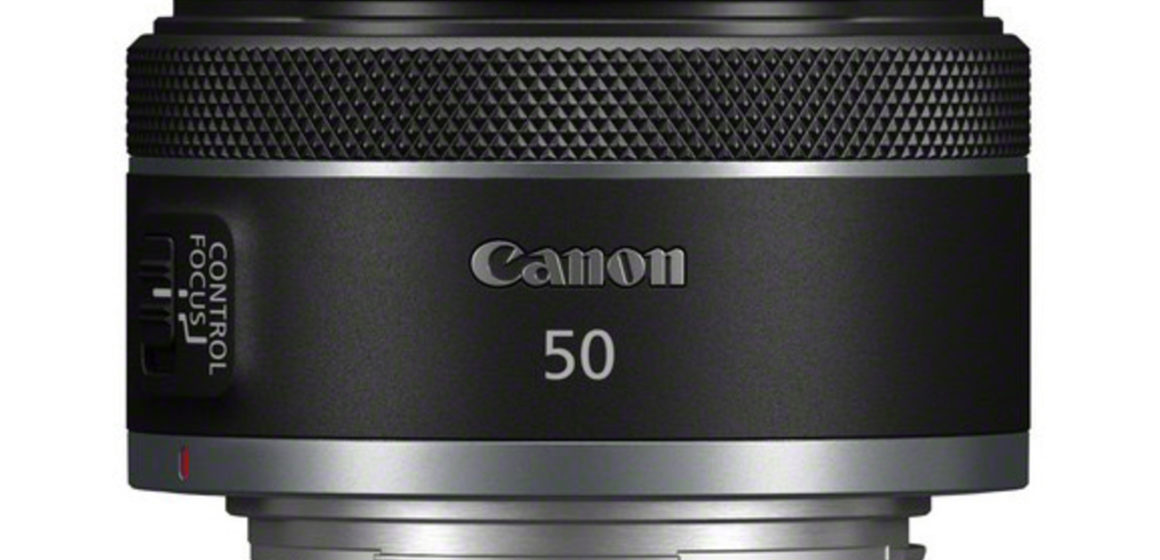 Recenze: CANON RF 50 mm f/1,8 STM