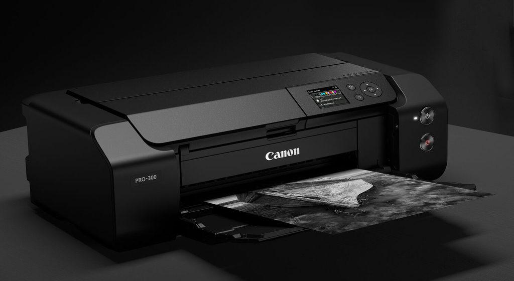Podívejte se s námi na tiskárnu Canon imagePROGRAF PRO-300