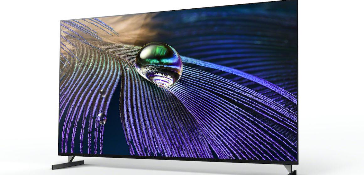 """Společnost Sony Europe představuje nové modely televizorů XR 8K LED, 4K OLED a 4K LED BRAVIA s novým """"Kognitivním procesorem XR"""""""