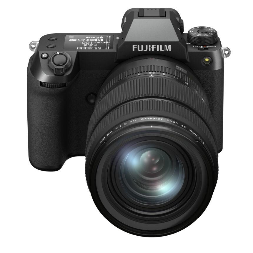 Fujifilm představuje nový fotoaparát FUJIFILM GFX100S