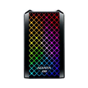 ADATA uvádí na trh externí RGB SSD SE900G