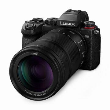 Panasonic oznamuje nový Full-Frame zoom objektiv smakro parametry pro řadu fotoaparátů LUMIX S