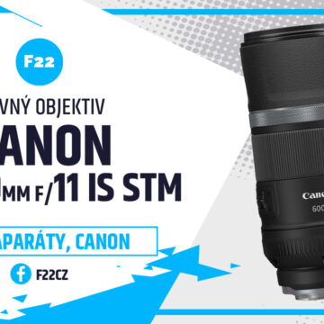 Canon RF 600mm f/11