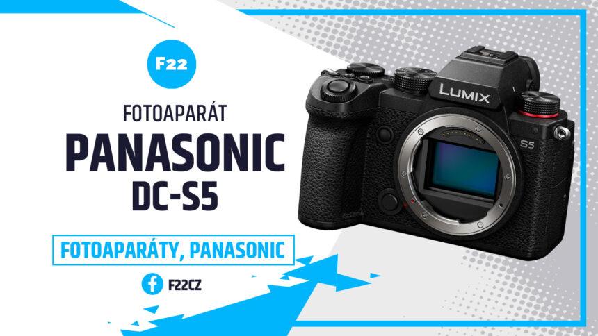 Panasonic Lumix S5: recenze